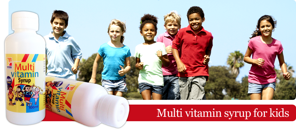 SONMED Multivitamin for Kids