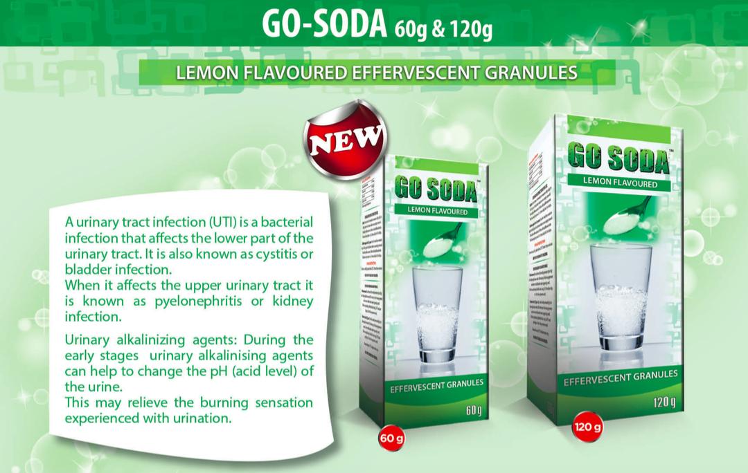 Go Soda Granules