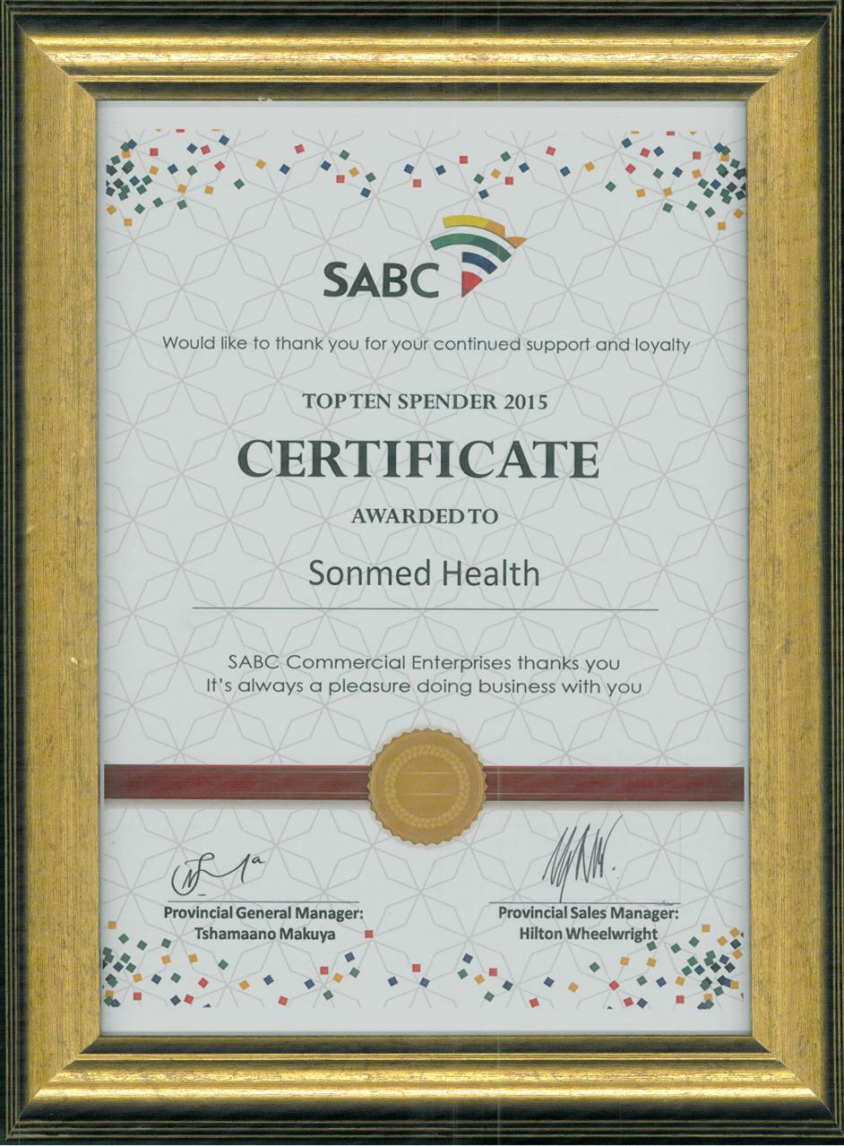 SABC-Certificate