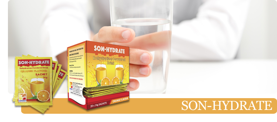product sonmed Son-Hydrate